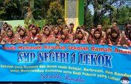 Deklarasi Gerbang Sora SMP Negeri Lekok Pasuruan