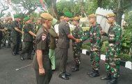 Mayor Arm. Ferdian Primadhona Sekarang Danyon Armed-8/105 Jember