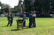 Wakili Pangkoarmada ll, Komandan Lantamal V Tutup TMMD ke 104 TA. 2019  di Tuban
