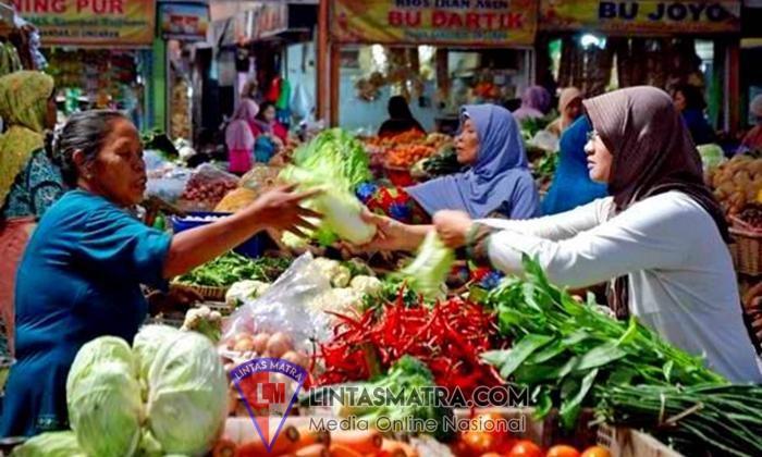 Jelang Ramadhan Di Kediri, Harga Sembako Pasar Tradisional Relatif Stabil