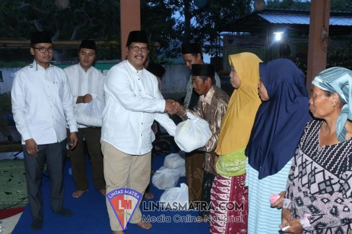 Danlanal Batuporon Bersama Forkopimda Melaksanakan Giat Safari Ramadhan Di Arosbaya Lantamal V