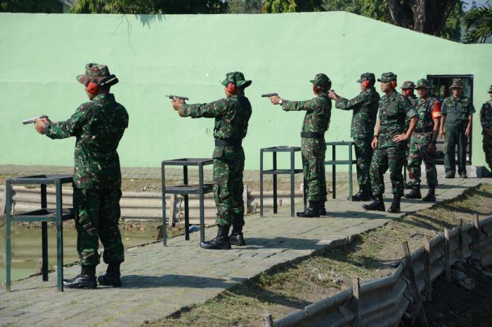PT ASABRI Sosialisasikan Program di Korem 082/CPYJ Mojokerto
