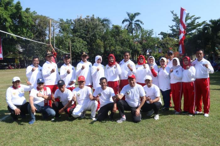 Peringati HUT RI ke 74 Bupati Bangkalan R. Abdul Latif Amin Gelar Lomba Memasak