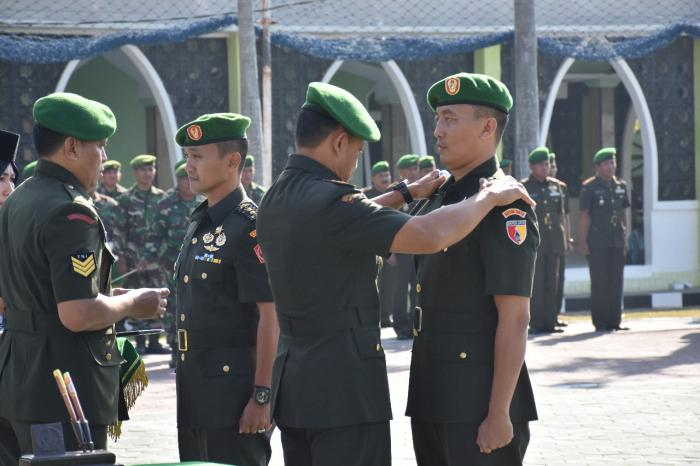 LETKOL INF BAMBANG HARIYANTO JABAT DANDIM 0813/BOJONEGORO
