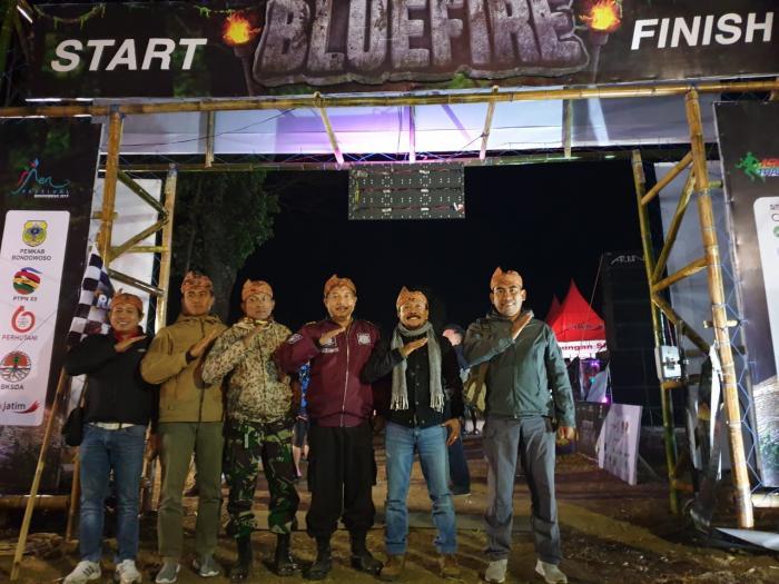 Pasipers Yonif Raider 514/Divif 2 Kostrad Hadiri Ijen Trail Running (ITR) Tahun 2019