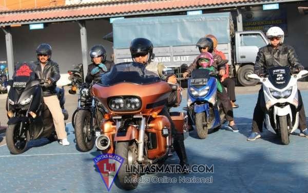 Pantau Wilayah Kerja, Danlanal Yogyakarta Toring De Teritorial  Lantamal V
