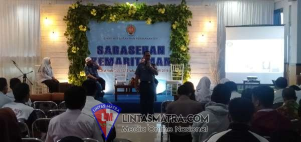 Palaksa Lanal Jogyakarta Nara Sumber Pada Sarasehan Kemaritiman