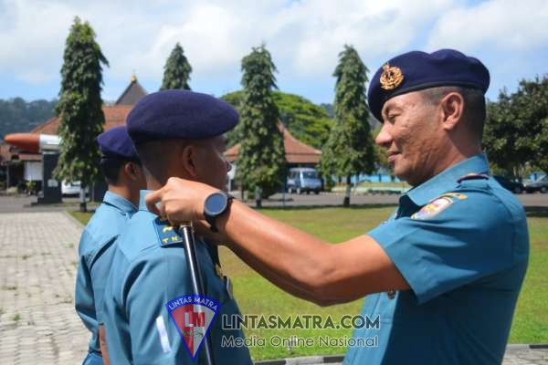 Danlanal Resmikan Kenkat 14 Personel Lanal Cilacap Periode 1 Oktober 2019
