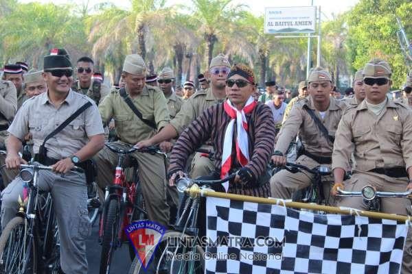 Danbrigif Raider 9 Kostrad Resmi Tutup Jember Army Festival Ke-2 Ta