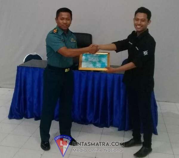 Lanal Yogyakarta Bekali Mahasiswa UGM Materi Keselamatan Kerja di Kapal