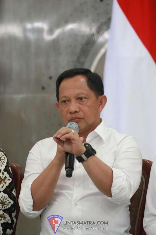 Mendagri Tak Pernah Lakukan Wawancara Dengan Indocomm Terkait Pembahasan Anggaran RAPBD DKI Jakarta tahun 2020