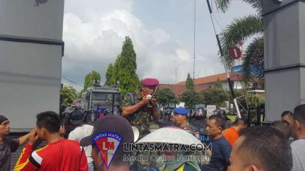 Mako Lanal Cilacap Dalam Keadaan Genting