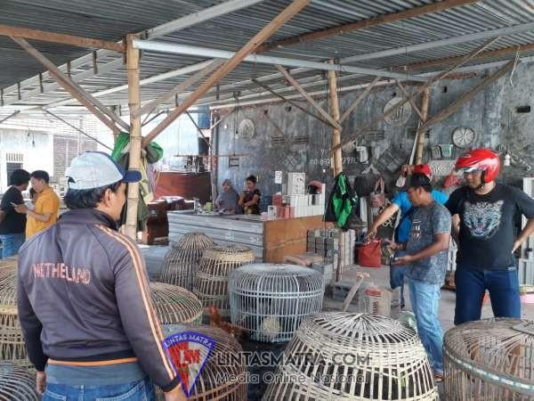 Satreskrim Polresta Sidoarjo Grebek Lokasi Sabung Ayam di Buduran