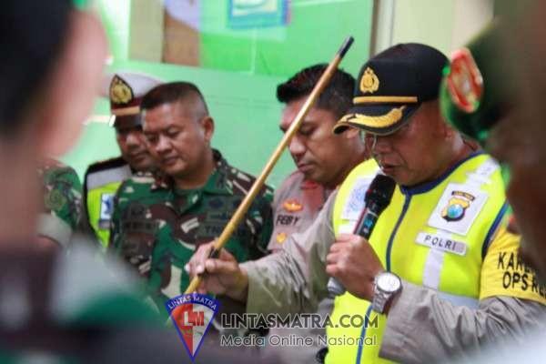 TNI-POLRI BERSINERGI, LAMONGAN KONDUSIF