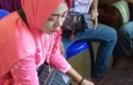 Mewakili Kepala Desa Kebunrejo, Sekretaris Desa M. Mulyadi Serahkan Dana BKK