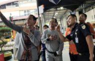 Dirut KAI Edi Sukmoro Gelar Inspeksi Dadakan di Stasiun Medan