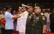 Gubernur AAL Hadiri Serah Terima Jabatan Danjen Akademi TNI