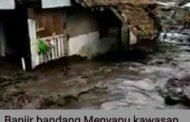 Banjir Bandang Datang Lagi Di Kawasan Ijen Bondowoso