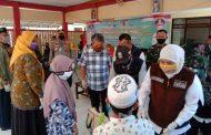 Percepatan Penanganan Pandemi Dampak Covid - 19, Gubernur Jatim Hj. Khofifah Indar Parawansa Kunjungi Pulau Raas