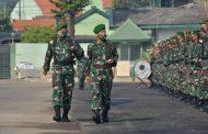 Pangdam Brawijaya Lepas Personel Satgas Teritorial, Yakinkan Bebas Covid - 19
