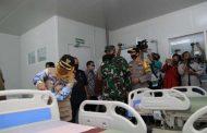 Lamongan, Siapkan Rumah Sakit Darurat  Tampung Pasien Corona
