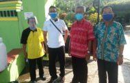 Memutus Mata Rantai Virus Covid - 19, SMPN 2 Nguling Kabupaten Pasuruan Terapkan Protokoler Kesehatan