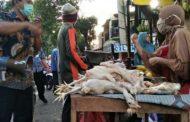 New normal, Pasar Tradisional Jember Dibuka Kembali dengan Protokol Kesehatan Transisi Pasar Aman