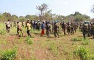 Satgas INDO RDB XXXIX-B Berhasil Mengakhiri Pertikaian 3 Suku di Desa Kashege, Provinsi Tanganyika Kongo