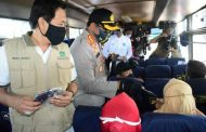 Transportasi Umum, Harus Disiplin Terapkan Protokol Kesehatan