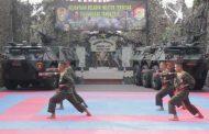 Atlet Bela Diri Militer Kodam V Brawijaya Dipersiapkan Rebut Piala KASAD