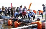 Menteri KKP RI  Kunjungi Kota Gandrung Banyuwangi