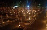 Seribu Lilin untuk Arwah para Pejuang