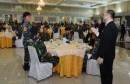 Tingkatkan Kemampuan Beretika, Taruna AAL Korps Suplai Praktek Table Manner dan Perwismaan