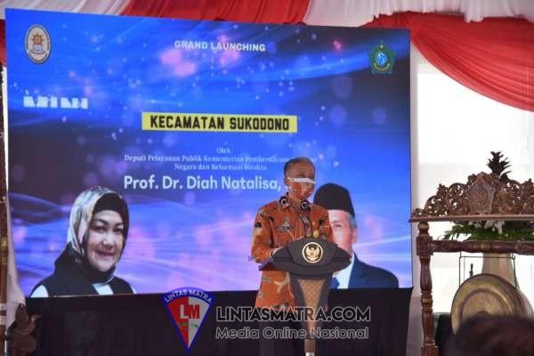 Mini MPP Kecamatan Sukodono Shortcut And Goal Oriented pelayanan Publik