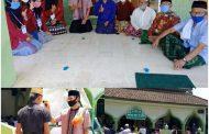 Masjid Percontohan, Kelompok 26 Bantu REMAS Jalankan Protokol Kesehatan di Masjid At-Taqwa Dau, Kab. Malang