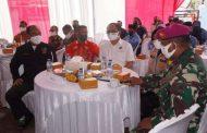 Danlanal Tegal Hadiri Kampanye dan Peresmian Gedung Kantor Baru BNN Kota Tegal