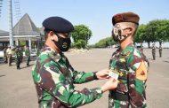 42 Taruna AAL Korps Pelaut Angkatan ke-66 Ikuti Lattek Kesenjataan