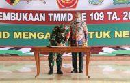 TMMD Ke 109, TNI Bangun Tujuh Titik di Desa Kedung Kembar Kecamatan Prambon