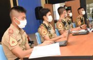 Taruna AAL Ikuti Seminar Nasional Dampak Pandemi Covid-19 Terhadap Ketahanan Nasional Secara Daring