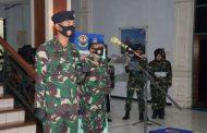Jabatan Kadiskes Lantamal V dan Komandan Denma Lantamal V Diserahterimakan