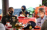 Danrem 083/Bdj hadiri Hari Jadi ke 75 Provinsi Jawa Timur tahun 2020