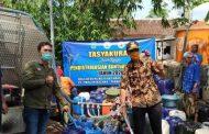 Bantuan Air Bersih AQUA Keboncandi di masa Pandemi Covid-19