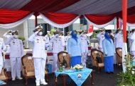 Gubernur AAL Hadiri Puncak Peringatan Hari Armada 2020