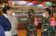 Kodam Brawijaya Kembali Dipercaya Salurkan Paket Sembako bagi Warga Terdampak Pandemi