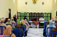 Pembagian Insentive  Untuk Kesejahteraan Guru Ngaji TPQ, Wujud Pembinaan Kemasyarakatan, Desa Watugede Kecamatan Singosari Kabupaten Malang.