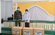 Anjangsana dan Silahturahmi Danrem 083/Bdj Di Yayasan Panti Asuhan Al-Ka'af