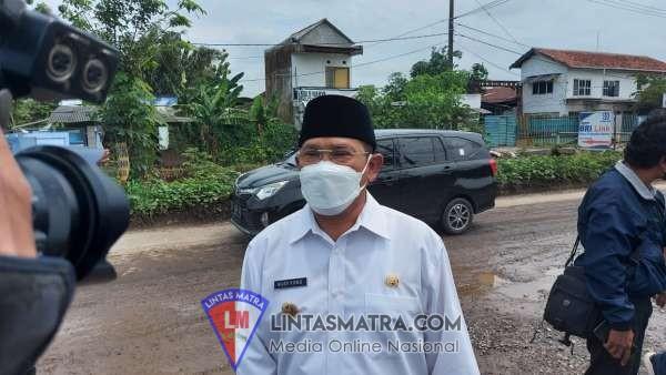 *Jalan Rusak Desa Wedi Gedangan Mulai Diperbaiki, Cak Hud Terapkan Strategi Dana Pagu Indikatif Kecamatan*