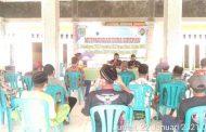 Musdes Desa Sidepan Dalam Rangka Penambahan Data KPM tahun 2021