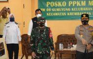 PPKM Mikro Diberlakukan, Tak Sembarang Pendatang Bisa Masuk Kampung