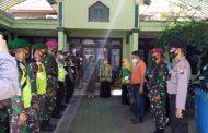 *Operasi Yustisi Tiga Pilar Kelurahan Kidul Dalem Jaring Pelanggar Protokol Kesehatan*